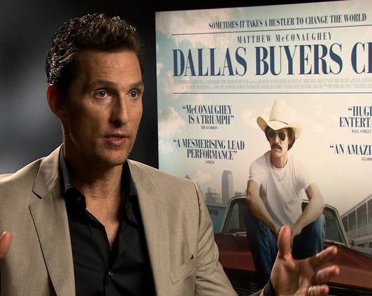 Exclusive Interview With Matthew McConaughey And Jared Leto
