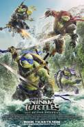 Teenage Mutant Ninja Turtles: Out of the Shadows 3D