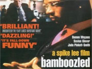 Bamboozled Synopsis   RM.