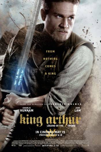 KING ARTHUR: LEGEND OF THE SWORD <span>[3D]</span> artwork