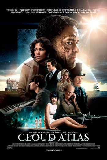 CLOUD ATLAS artwork