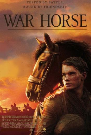 WAR HORSE artwork