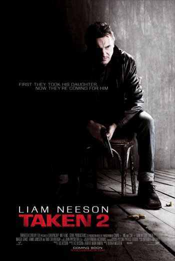 TAKEN 2 artwork