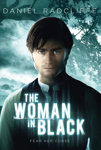 THE WOMAN IN BLACK artwork