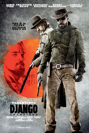 DJANGO UNCHAINED artwork
