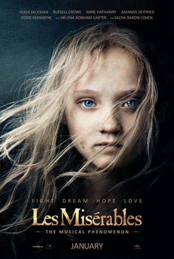 LES MISERABLES <span>(2012)</span> artwork