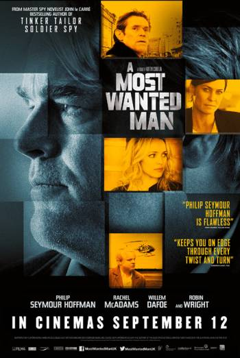 A MOST WANTED MAN artwork
