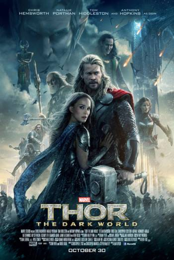 THOR: THE DARK WORLD <span>[3D]</span> artwork