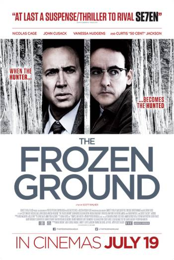 THE FROZEN GROUND artwork