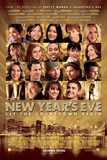 NEW YEAR'S EVE artwork