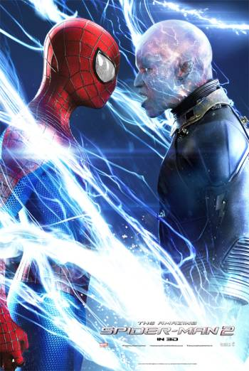 THE AMAZING SPIDER-MAN 2 <span>(2014)</span> artwork