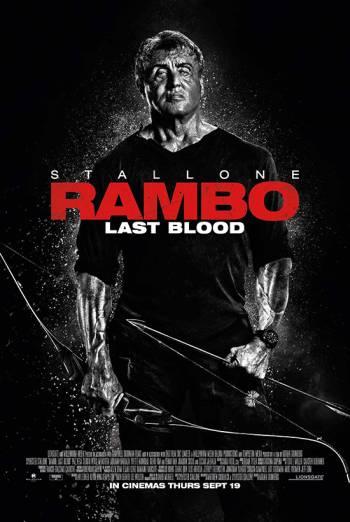 RAMBO: LAST BLOOD artwork