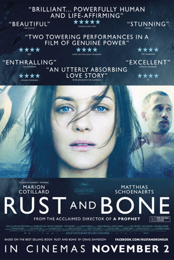 DE ROUILLE ET D'OS - RUST AND BONE artwork