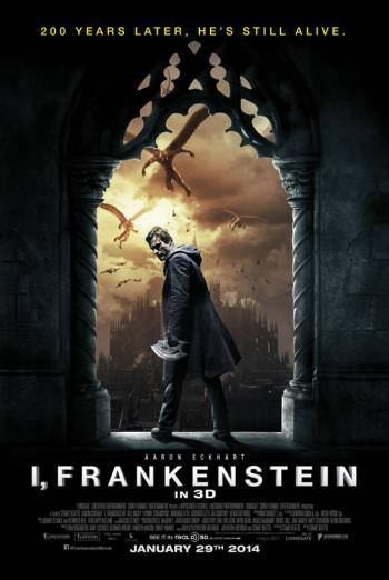 I, FRANKENSTEIN <span>[2D]</span> artwork