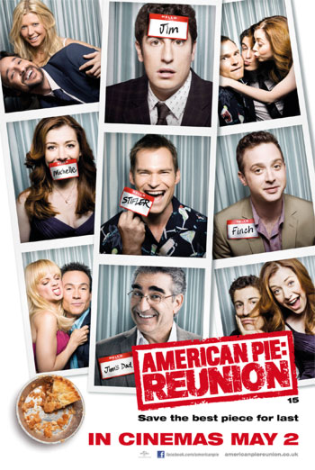AMERICAN REUNION artwork