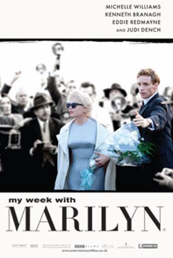 MY WEEK WITH MARILYN <span>(2011)</span> artwork