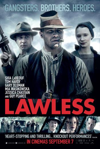 LAWLESS <span>(2012)</span> artwork