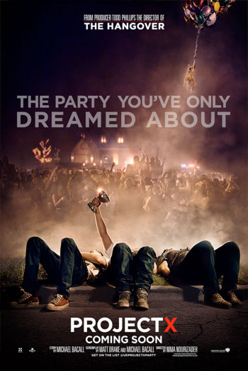 PROJECT X artwork