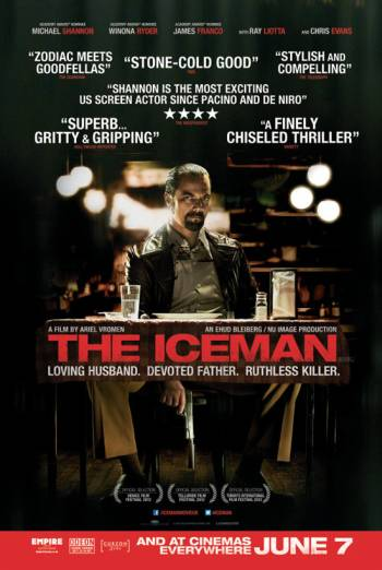 THE ICEMAN artwork