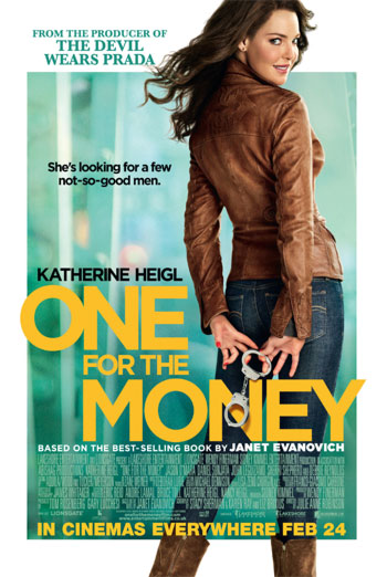 ONE FOR THE MONEY artwork