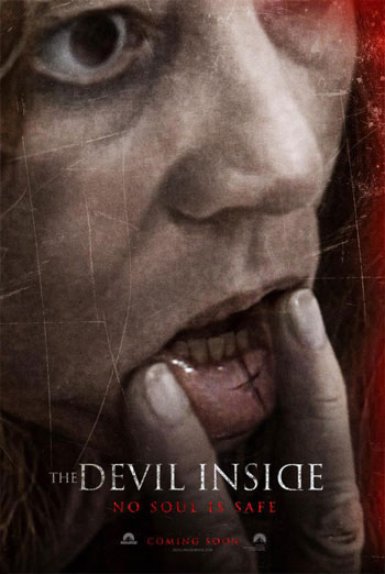 THE DEVIL INSIDE artwork