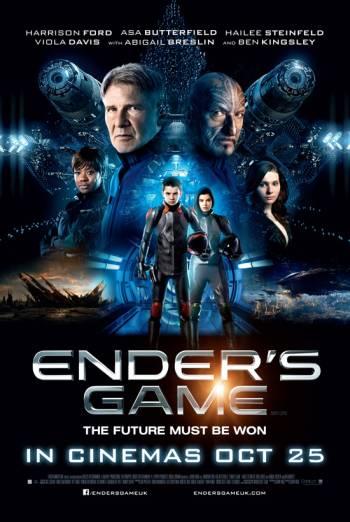 ENDER'S GAME artwork