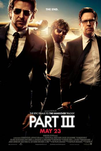 THE HANGOVER - PART III artwork