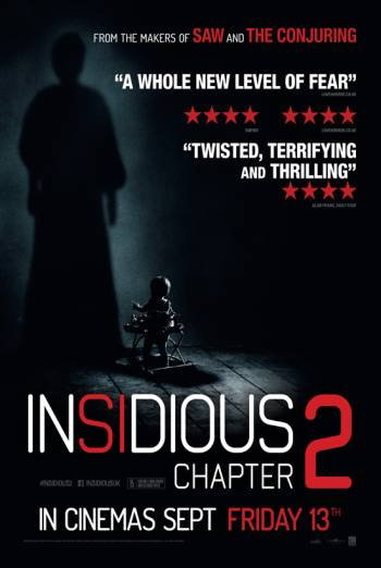 INSIDIOUS - CHAPTER 2 artwork