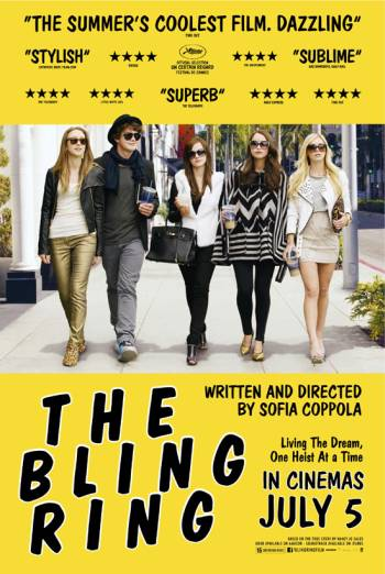 THE BLING RING artwork