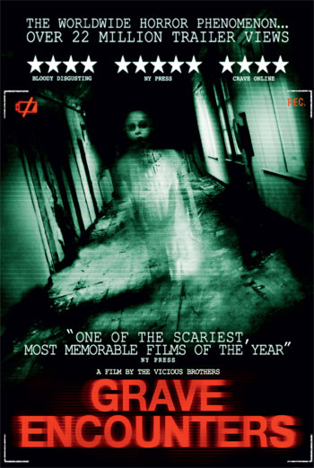 GRAVE ENCOUNTERS artwork