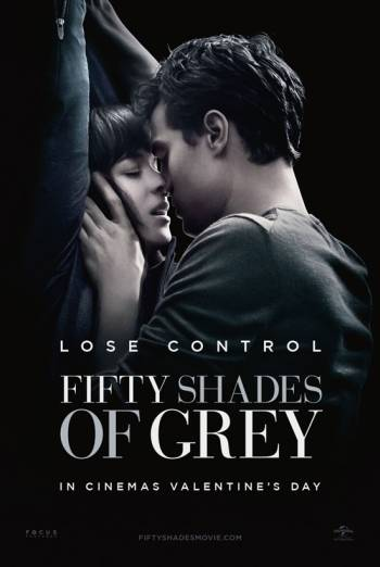 FIFTY SHADES OF GREY artwork