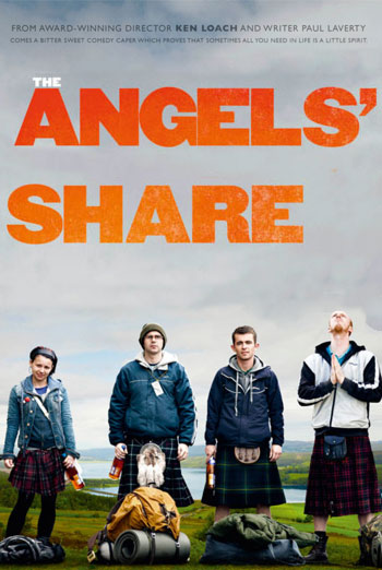 THE ANGELS' SHARE artwork