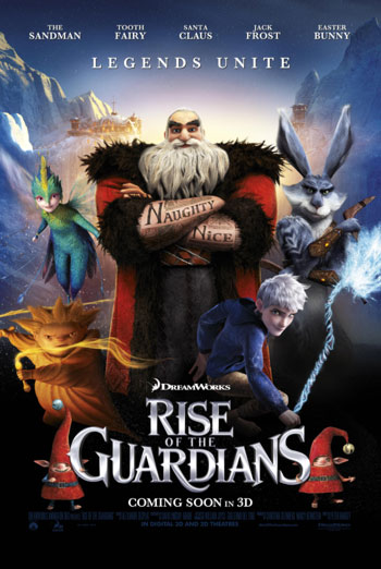 RISE OF THE GUARDIANS <span>(2012)</span> artwork