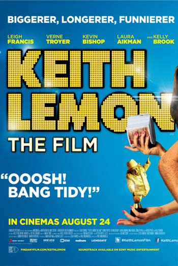 KEITH LEMON - THE FILM <span>(2012)</span> artwork