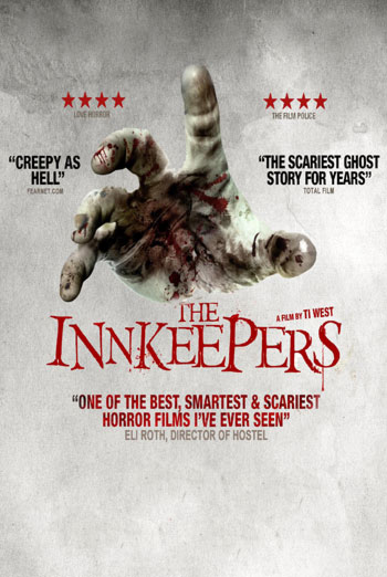 THE INNKEEPERS artwork
