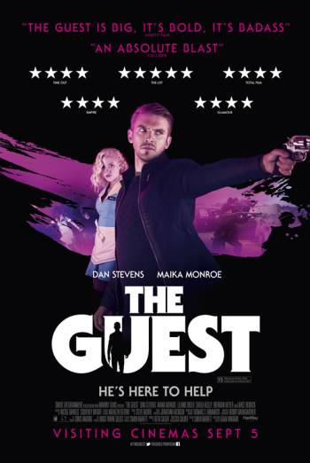 THE GUEST artwork