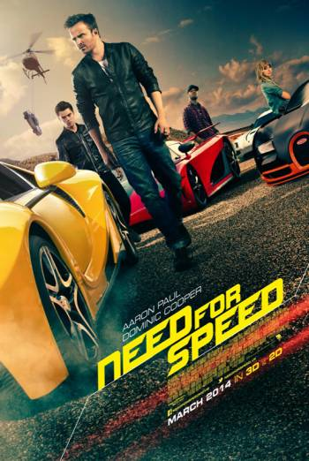 NEED FOR SPEED <span>(2014)</span> artwork
