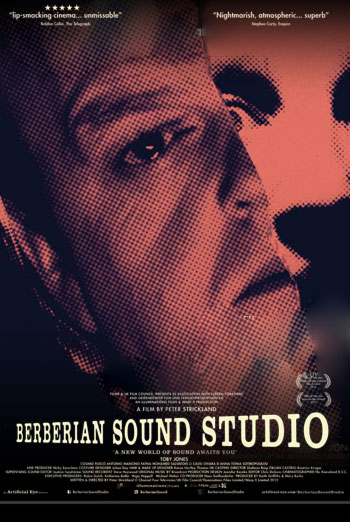 BERBERIAN SOUND STUDIO <span>(2012)</span> artwork