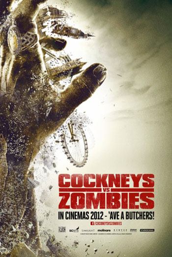 COCKNEYS VS ZOMBIES <span>(2012)</span> artwork