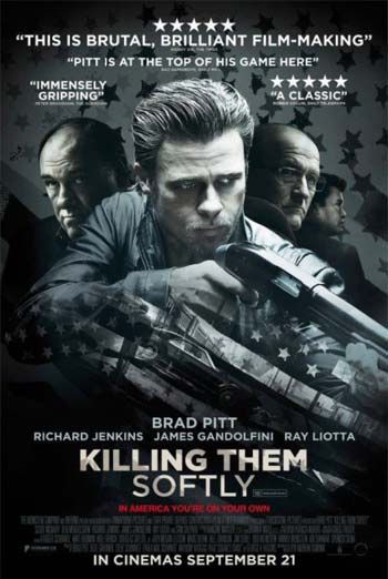 KILLING THEM SOFTLY artwork