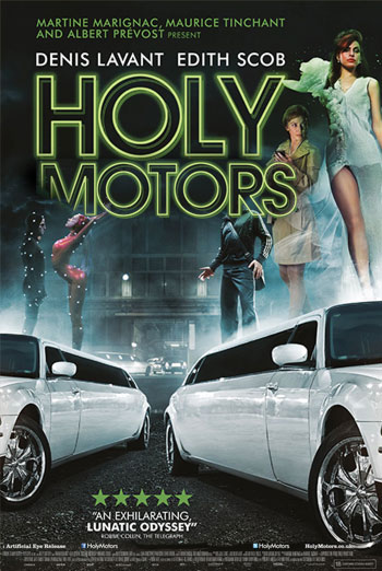 HOLY MOTORS artwork