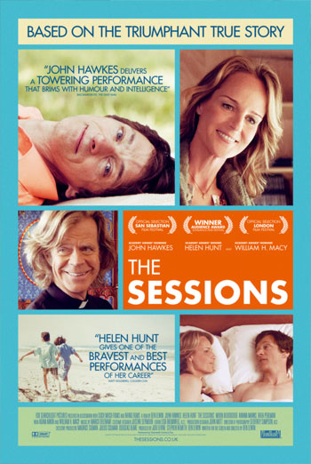THE SESSIONS artwork