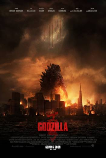 GODZILLA <span>[Odeon Teaser Trailer 1]</span> artwork