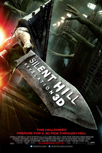 SILENT HILL - REVELATION <span>(2012)</span> artwork