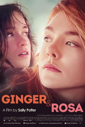 GINGER & ROSA artwork