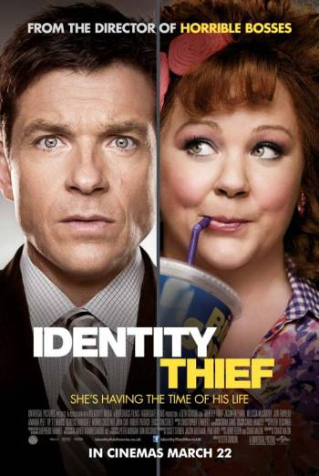 IDENTITY THIEF <span>(2013)</span> artwork