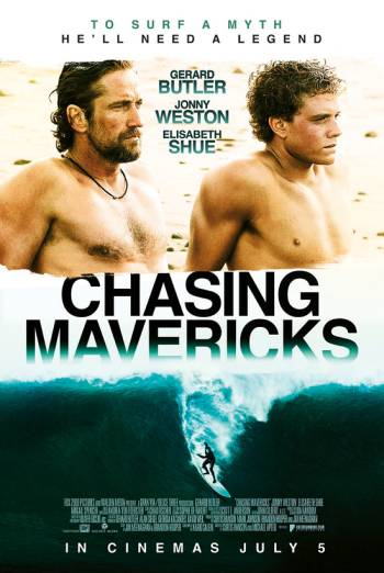 CHASING MAVERICKS artwork