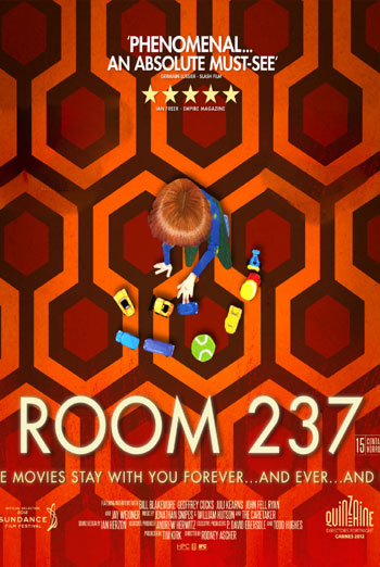 ROOM 237 - BEING AN INQUIRY INTO THE SHINING IN 9 PARTS artwork