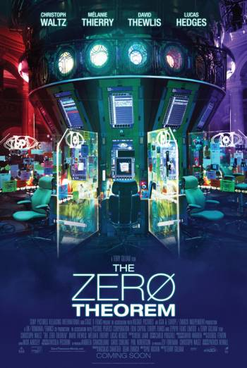 THE ZERO THEOREM artwork