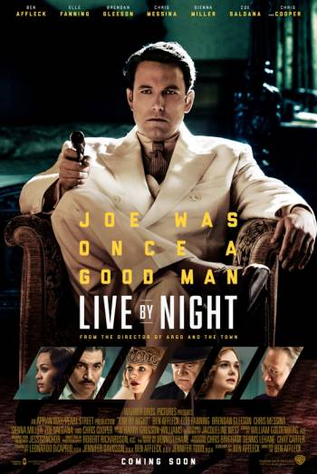 LIVE BY NIGHT artwork